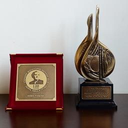 Любка Рондова получи награда за цялостен принос към българския фолклор